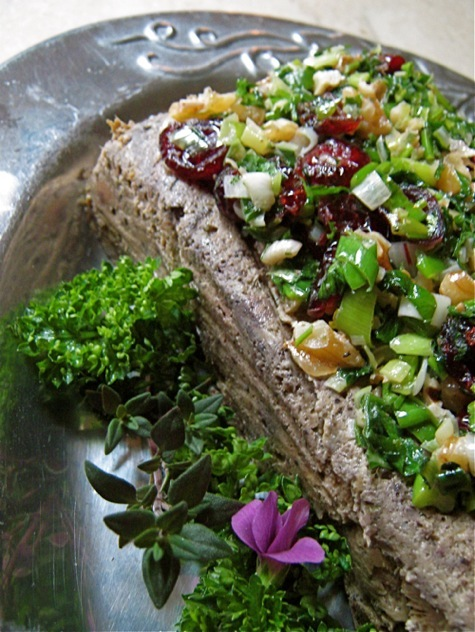 Awesome Cookery » Blog Archive » Mushroom Walnut Pâté