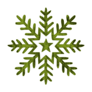 snowflake-clipart-transparent-background-052043-green-grunge-clipart-icon-natural-wonders-snowflake4-sc37
